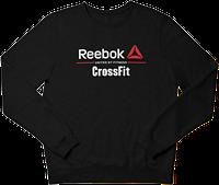 Свитшот реглан Reebok CrossFit (Premium-class) черный