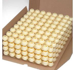 Раковина из белого шоколада для трюфеля, Barbara Luijckx