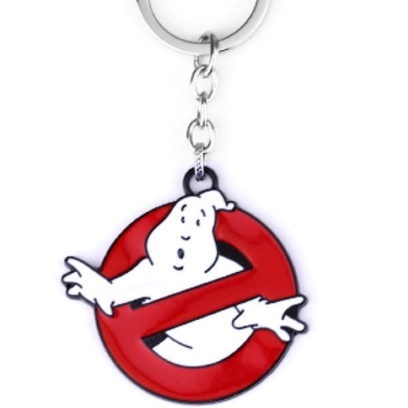 Брелок Стоп Призрак Охотники за привидениями Ghostbustersmovies GB 30.24