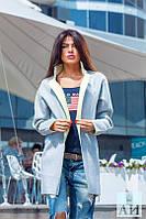 Пальто-пиджак неопреновый разных цветов