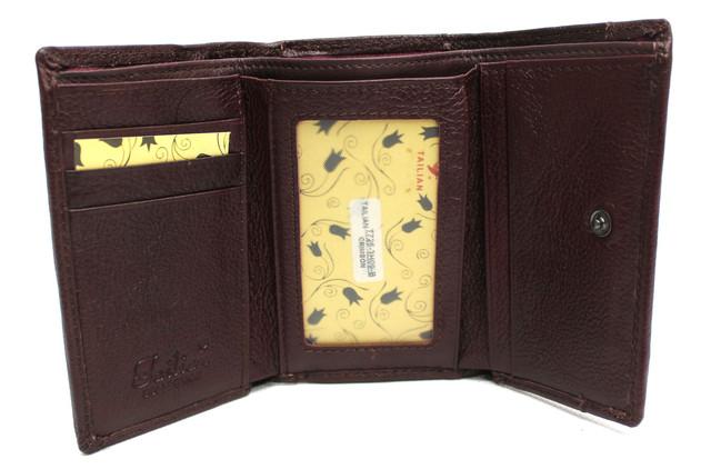 Женский кожаный кошелек Tailian YR T726