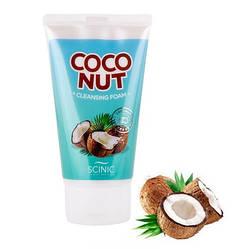 Кокосова пінка для вмивання SCINIC Coconut cleansing foam