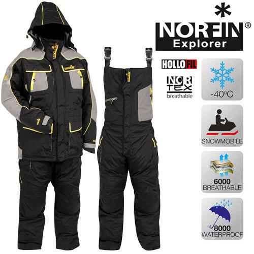 Зимний костюм Norfin Explorer размер XXL