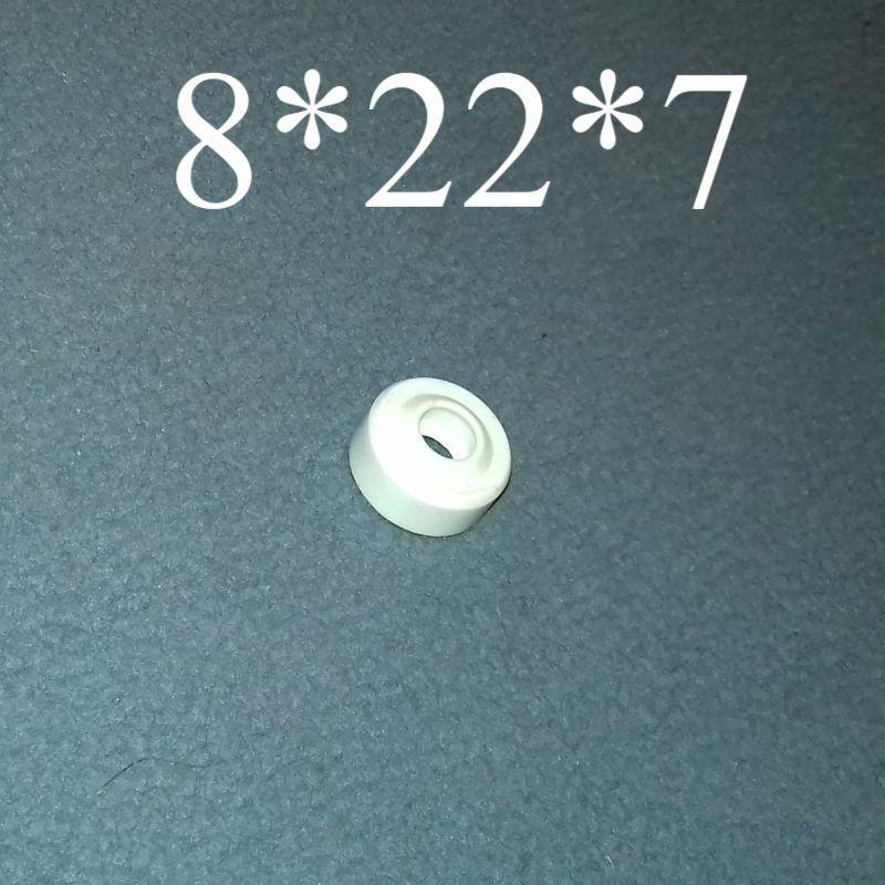 Сальник двубортный 8*22*7 мм для вала хлебопечки