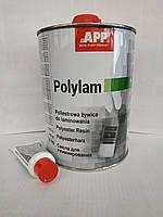 Смола полиэфирная APP  1л + отвердитель