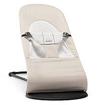 Кресло-шезлонг BabyBjorn Balance Soft Cotton, фото 3