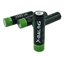 Аккумулятор X-Balog 2500 mah