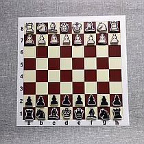 Шахматы на магнитном коврике