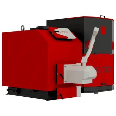 Промышленный пеллетный котёл c факельной горелкой  АЛЬТЕП ТРИО УНИ ПЕЛЛЕТ  250 кВт  (ALTEP TRIO UNI PELLET)