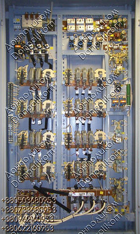 П6506 (ИРАК 656.231.036) — крановый контроллер подъема с импульсно-ключевым управлением, фото 2