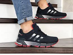 Мужские кроссовки  синие с 41 по 46 размер