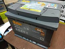 Centra 6CT-64 FUTURA (CA640) Автомобильный аккумулятор, фото 2