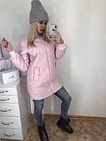 Женская куртка весенняя 42-46 рр.