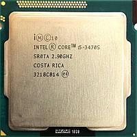 Процессор Intel Core i5-3470S N0 SR0TA 2.9GHz up 3.6GHz 6M Cache Socket 1155 Б/У, фото 1