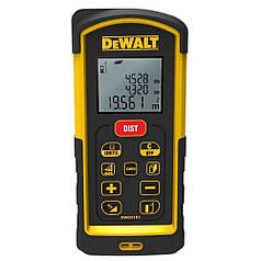 Дальномер лазерный DeWalt DW03101
