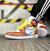 Кроссовки мужские Nike Jordan Legacy. ТОП КАЧЕСТВО!!! Реплика класса люкс (ААА+) 43- 27.5 см