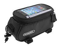 Сумка на раму под смартфон Roswheel 12496L-C5 на 1.2 литра