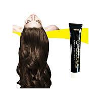 Стойкая крем краска для волос Какао светлый блонд 8.73 Εxclusive Hair Color Cream 100 мл