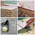 Строительные готовые растворы и сухие смеси: в чем преимущества готовых смесей?