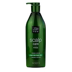 Кондиционер для волос на основе зеленого комплекса Mise en Scene Scalp Care Rinse