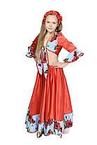 Костюм Цыганочки для девочки Рост 110-116 см, фото 2