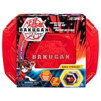 Bakugan Battle Planet: кейс для хранения бакуганов (красный)