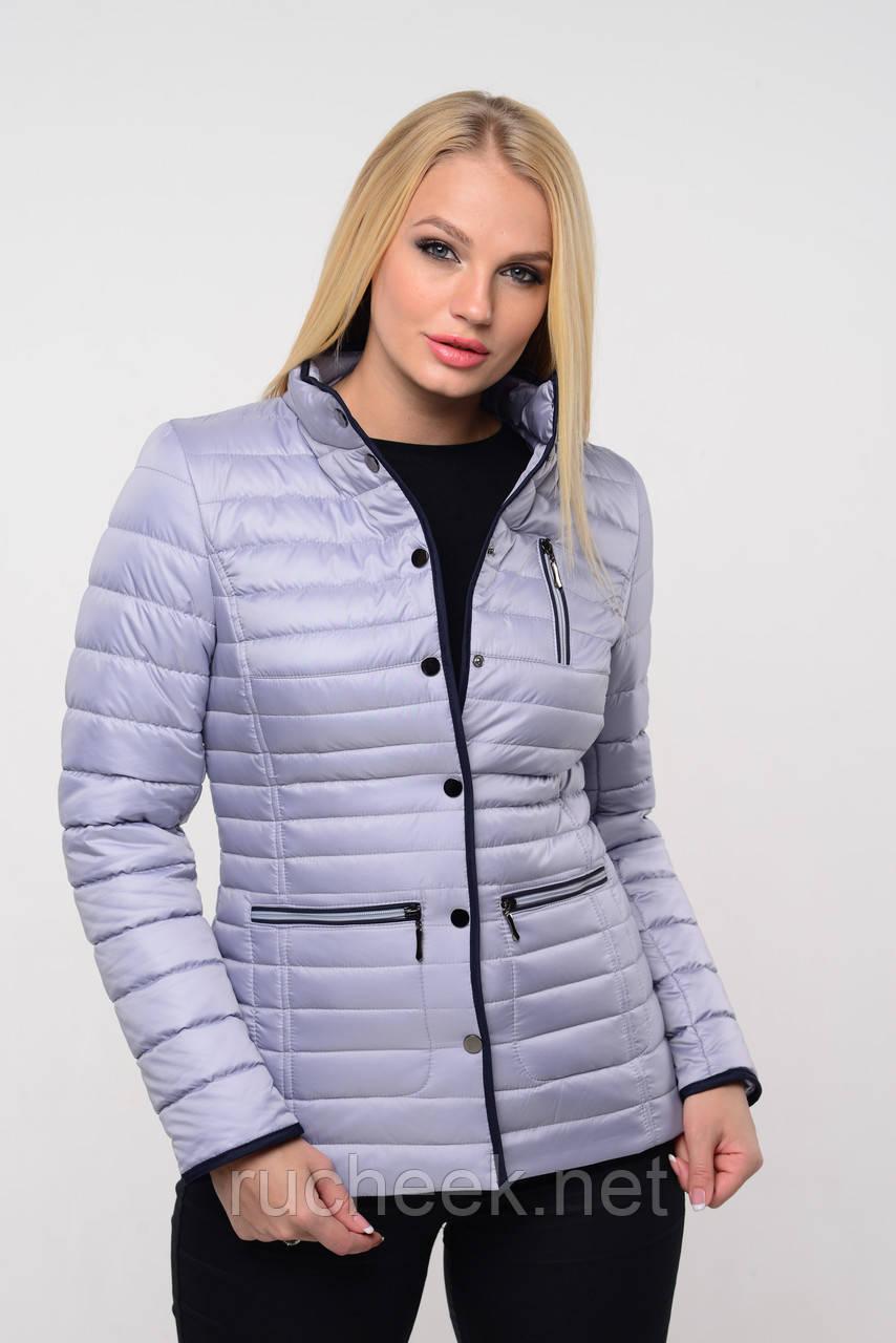Короткая женская куртка Селена,  размеры 42 - 46. TM NUI VERY