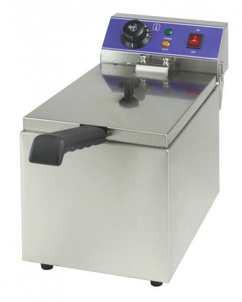Фритюрниця електрична EWT INOX EF081