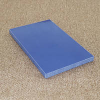 Накладки Микарта № 92020 Цвет серый 6,2х80х130 мм, фото 1