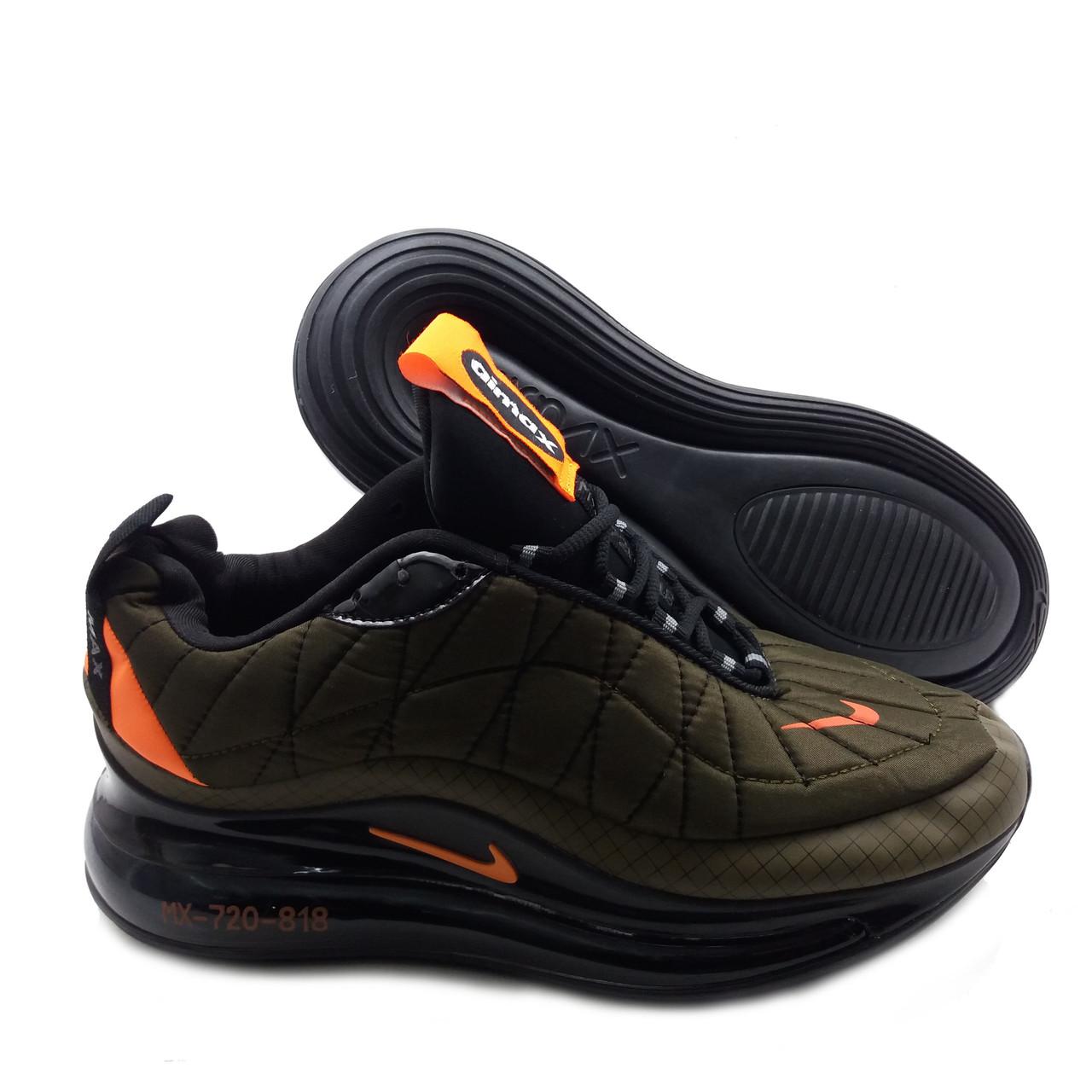 Мужские кроссовки Nike Air Max 720  Зеленый