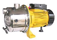 Відцентровий поверхневий насос Optima JET100S 1,1 кВт нержавійка (Оптима)