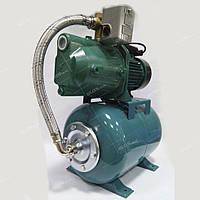 Насосна станція VOLKS pumpe JY100A-24 1,1 кВт чавун довгий (в зборі) на Гребінці