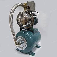 Насосна станція VOLKS pumpe JY1000-24 1,1 кВт нержавійка (в зборі) на Гребінці