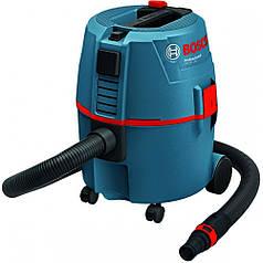 Пылесос Bosch GAS 20 L SFC Professional моющий