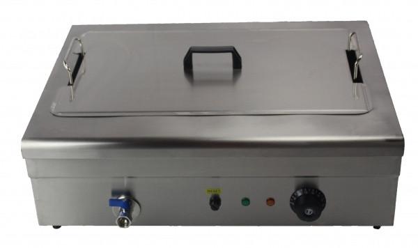 Фритюрниця електрична EWT INOX EF18V