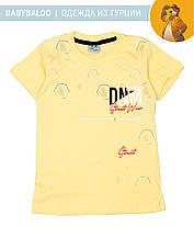 """Модная футболка для мальчика """"DNM"""" (от 5 до 8 лет), фото 2"""