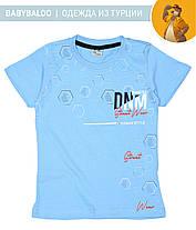 """Модная футболка для мальчика """"DNM"""" (от 5 до 8 лет), фото 3"""