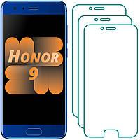 Комплект Honor 9 Защитные Стекла (3 шт.) (Хонор 9)