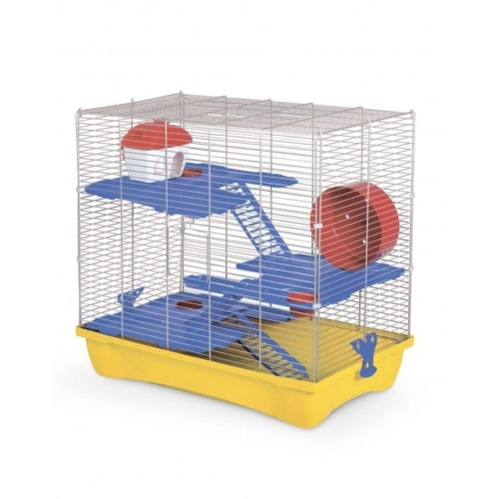 Клетка для хомяка HAMSTER 12, 58x32x54cm