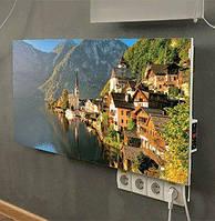 Керамическая панель дизайнерская 600 Вт FLYME FD600P, фото 1