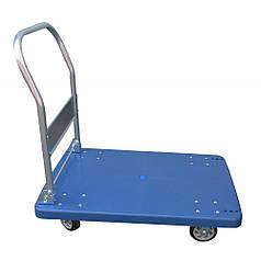 Тележка транспортировочная Vulkan PSL150 пластиковая, 150 кг