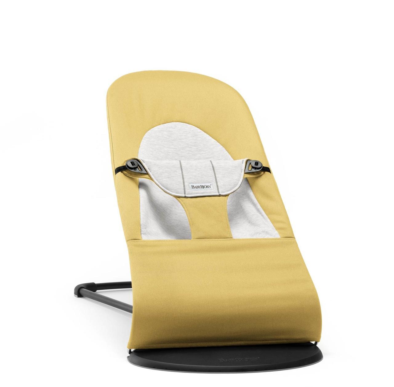 Кресло-шезлонг BabyBjorn Balance Soft Cotton