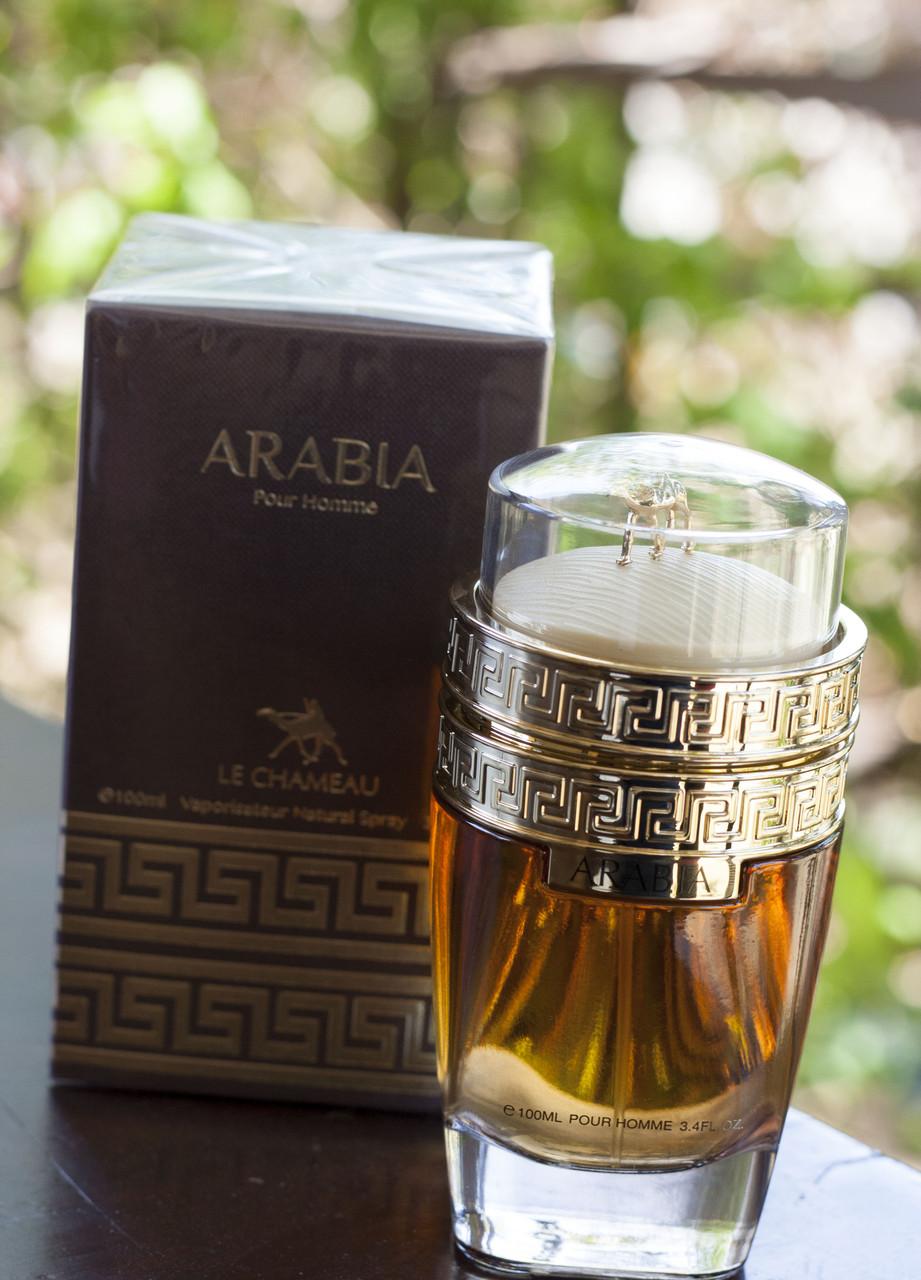 Мужская парфюмерная вода  Arabia Pour Homme 100ml by Le Chameau. Emper.