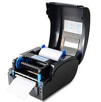Принтер этикеток GP-1125T термотрансферный Wi-Fi, фото 1