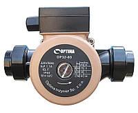 Насос циркуляционный Optima OP25-80 180мм + гайки, + кабель с вилкой!