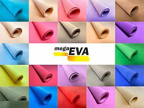 EVA материал (ЭВА листы) MP3075 8 мм цветной 100*150 см Lanor