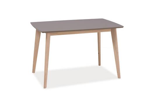 Кухонный стол Combo дуб беленый/трюфель