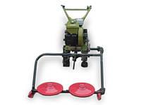 Роторная косилка к мотоблоку с водяным или воздушным охлаждением, косилка для травы роторная
