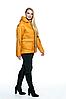 Женская куртка демисезоная с капюшоном размеры 44-56, фото 2
