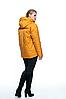 Женская куртка демисезоная с капюшоном размеры 44-56, фото 3